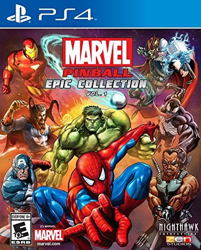 Marvel Pinball – Epic Collection Vol. 1
