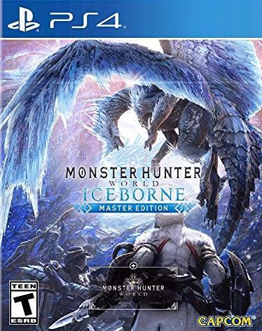 Monster Hunter – World – Iceborne Master Edition