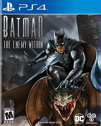 Batman – The Enemy Within – The Telltale Series