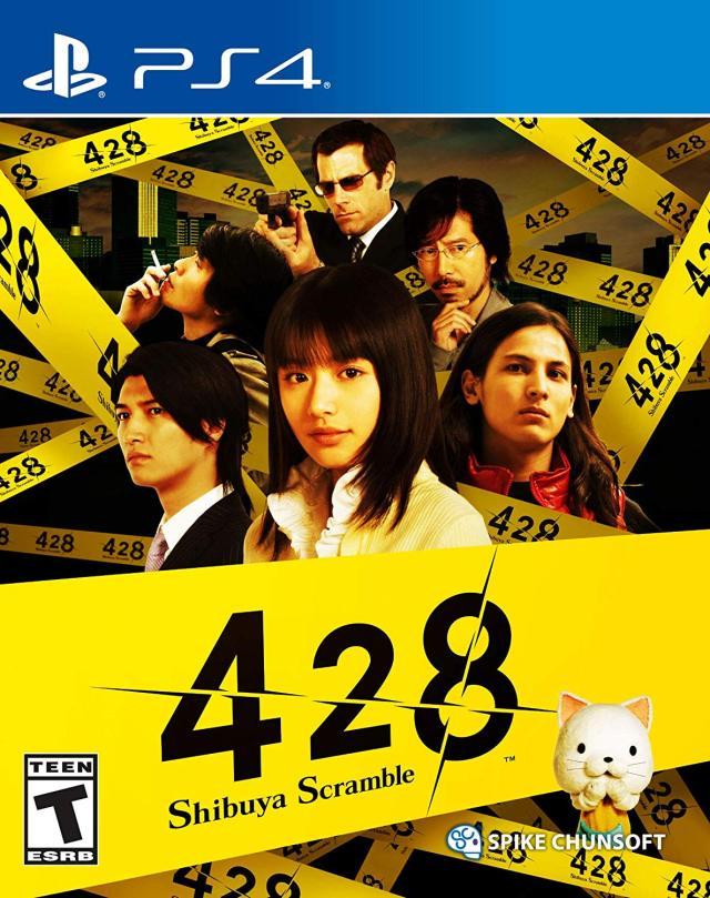 428 – Shibuya Scramble