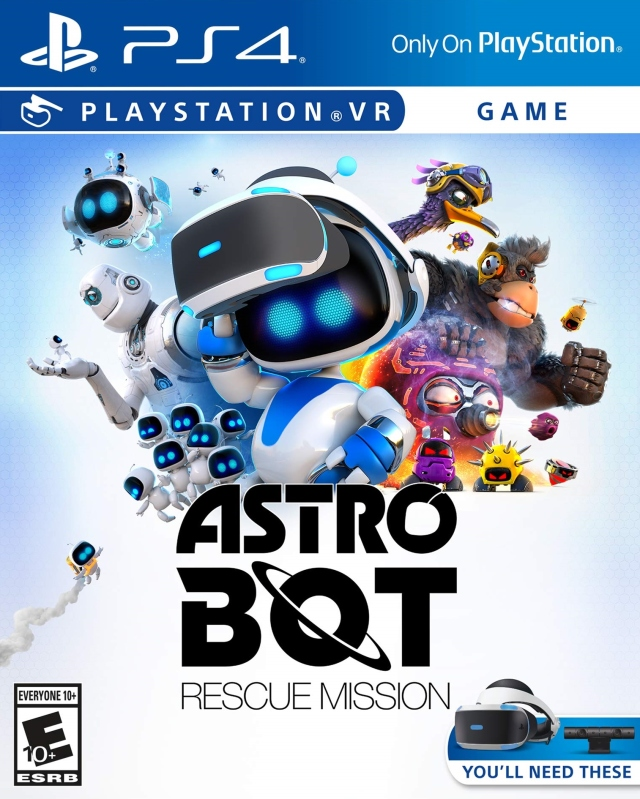 Astro Bot – Rescue Mission