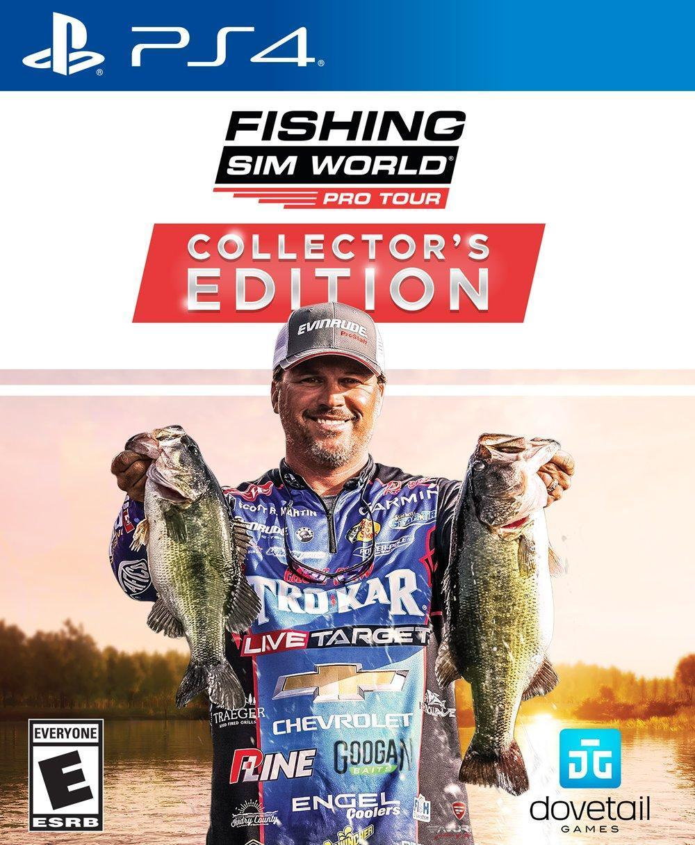 Fishing Sim World – Pro Tour Collector's Edition