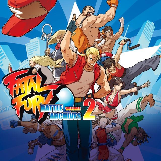 Fatal Fury – Battle Archives Volume 2